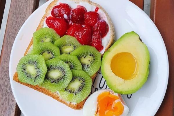 Clean breakfast menu, easy to make, low calories