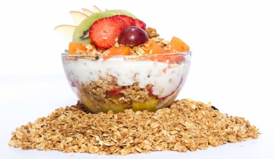 7 benefits of oats that help lose weight